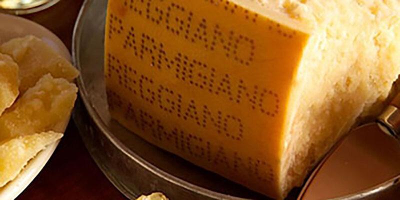 Parmigiano Reggiano Parmesanost